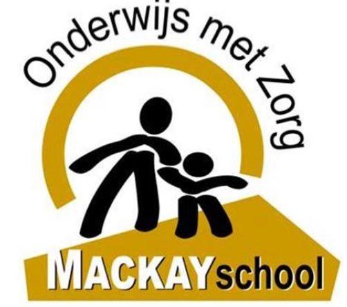 De Mackayschool fietst!